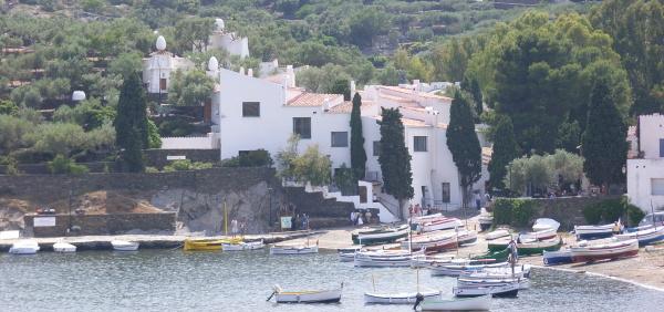 Casa Museu Dalí / Wohnhaus Dalí in Port Lligat, Fotos, Bilder